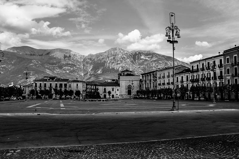 Piazza vuota di Matteo90