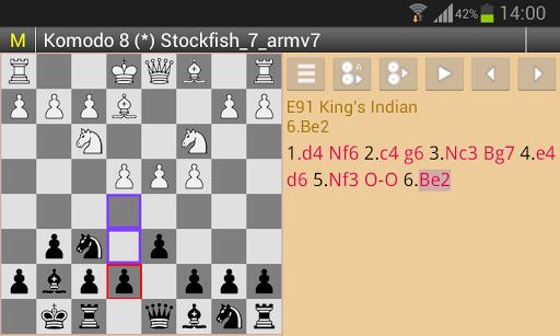 Chess Engines Play Analysis 0.7.9 screenshots 4