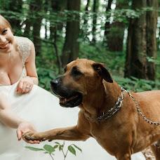 Wedding photographer Roksolyana Trush (Lamiaphoto). Photo of 11.08.2016