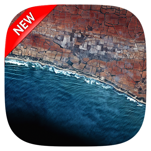 Earthview Wallpapers 4k, Satellite View, Sky
