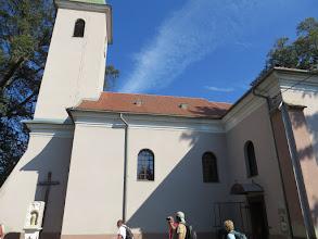 Photo: Kis kitérő a DDK-ról, Petrikeresztúr rk. templom