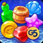 Pirates & Pearls - A Match 3 Pirate Puzzle Game 1.8.1200