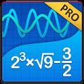 Graphing Calculator + Math PRO icon