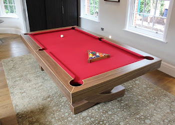 Modern American Pool Table