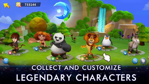 DreamWorks Universe of Legends screenshot 2