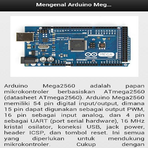 Belajar Arduino Mega 2560