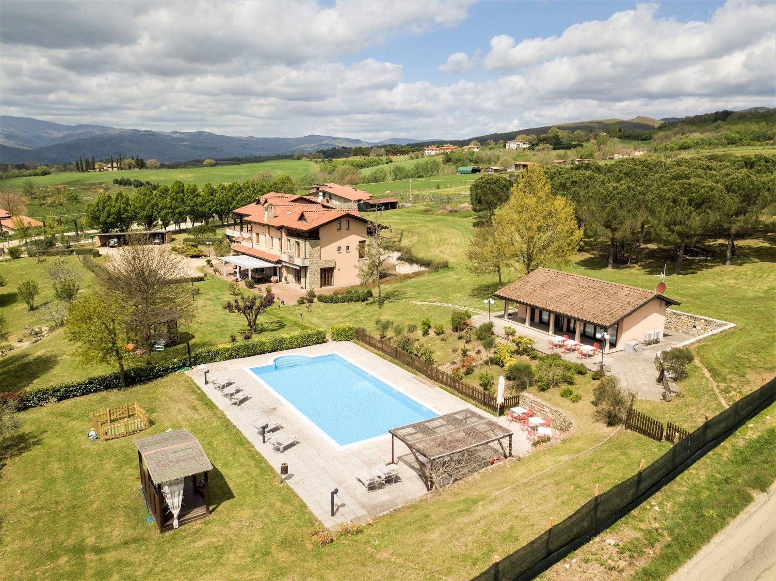 Villa le Greti_Bibbiena_1