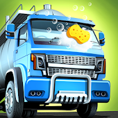 Truck Wash - Free Kids Game