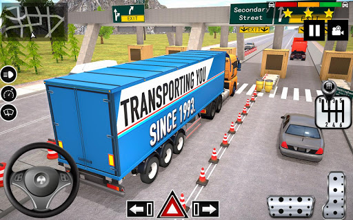 Cargo Delivery Truck Parking Simulator Games 2020 1.11 screenshots 2