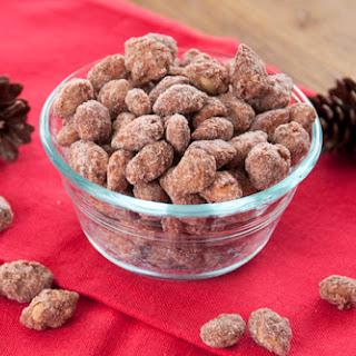 Cinnamon Vanilla Toasted Almonds