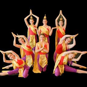 dance by John & Sharon Green - People Musicians & Entertainers ( teen, 2016, ayako, ballet, circus )