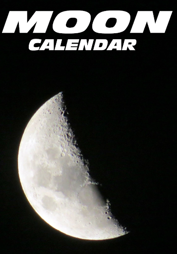 Fases de la Luna - Moon Phase