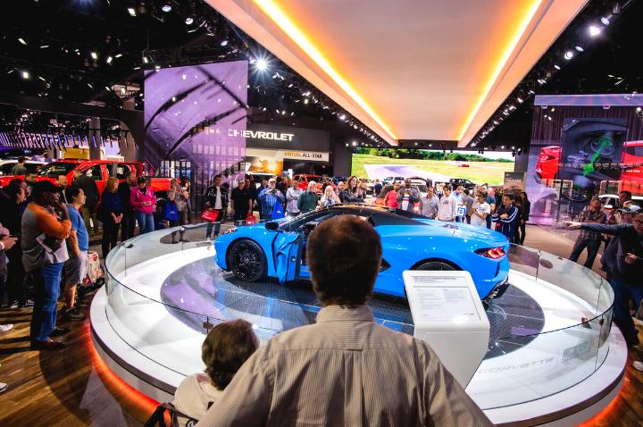 The LA Auto Show 2021