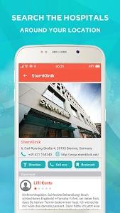 Med Locat - Hospital Locator screenshot 1