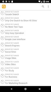 App Facade Search APK for Windows Phone
