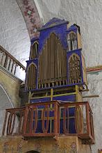 Photo: Organo. Iglesia de Chivay Chivay, Caylloma - Arequipa