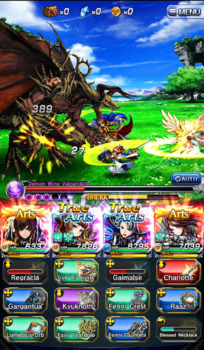 Grand Summoners 2.1.4 Cheat screenshots 6