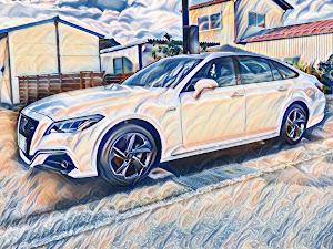 クラウン  RS hybridのカスタム事例画像 りさんの2018年12月25日22:29の投稿