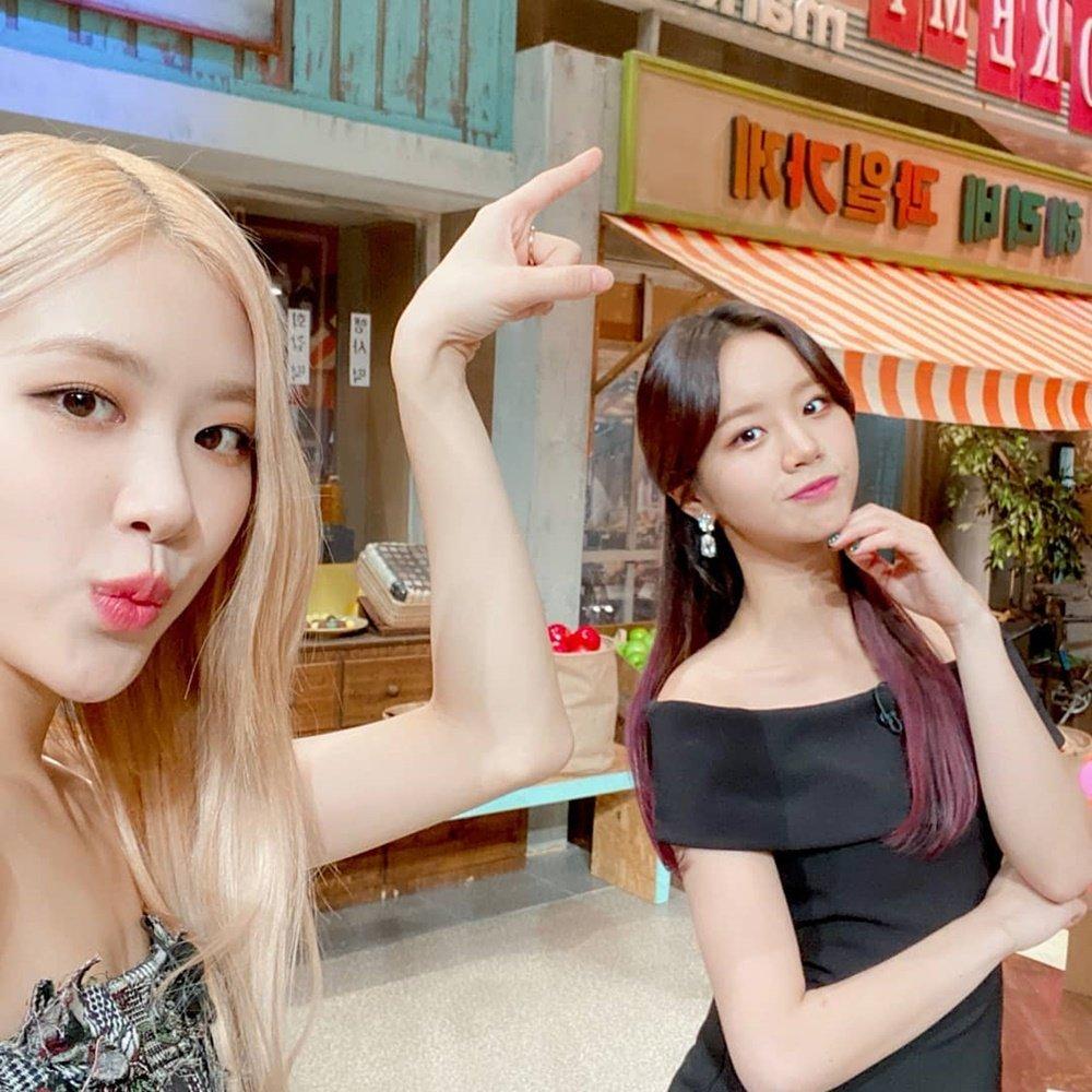hyeri rose friends 1