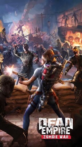 Dead Empire: Zombie War apktreat screenshots 1