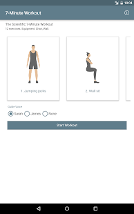 7-Minute Workout Guide- screenshot thumbnail