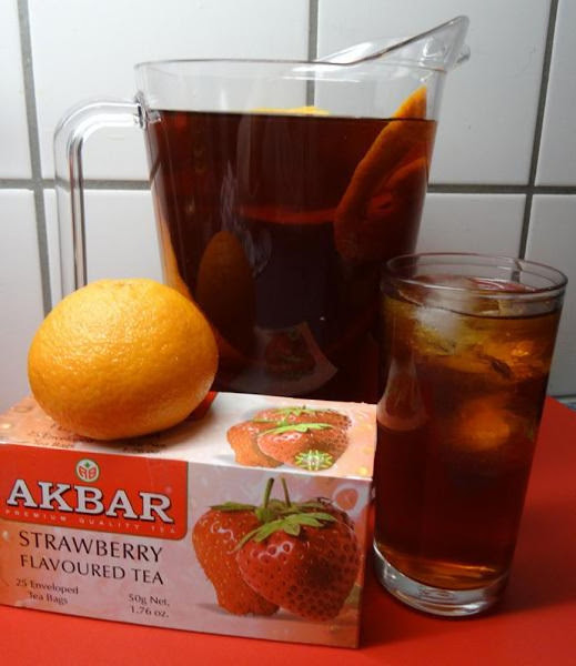 Orange Iced Tea Recipe