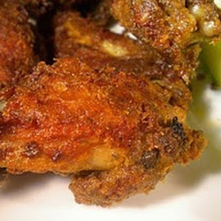 Spicy Dry Rub Wings Recipe
