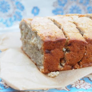 Low-Fat Oatmeal Banana Bread