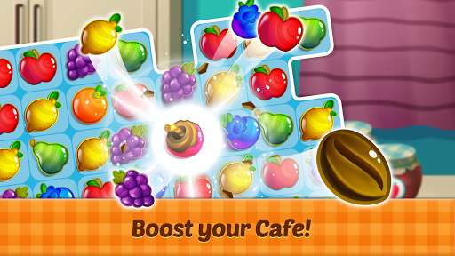Fancy Cafe - Decorating & Restaurant games screenshot 11