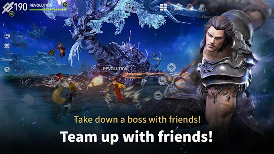 Blade&Soul Revolution Apk Download For Android and Iphone 2