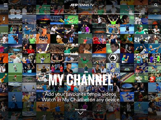 Tennis TV - Live ATP Streaming 2.3.4 screenshots 13