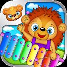 123 Kids Fun Music Games Free icon