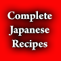 Japanese Recipes by DCstudios APK icon