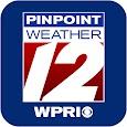 WPRI Pinpoint Weather 12 apk