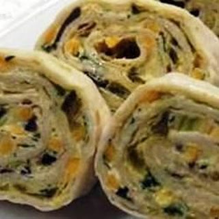 Flour Tortilla Roll Ups Recipes
