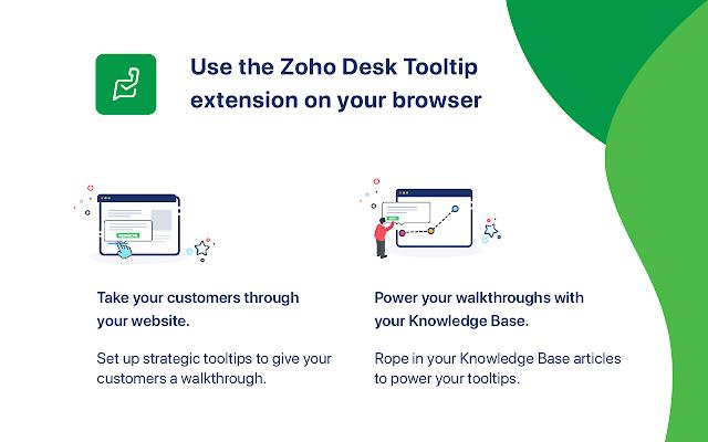 Zoho Desk ASAP Extension