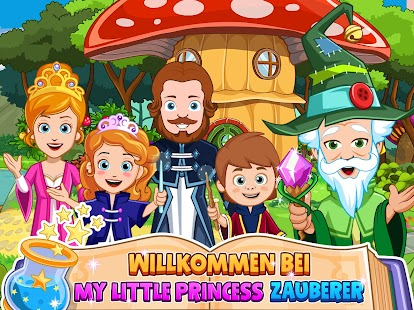 My Little Princess : Zauberer Screenshot