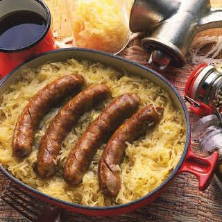 German Sausage Sauerkraut Recipes.