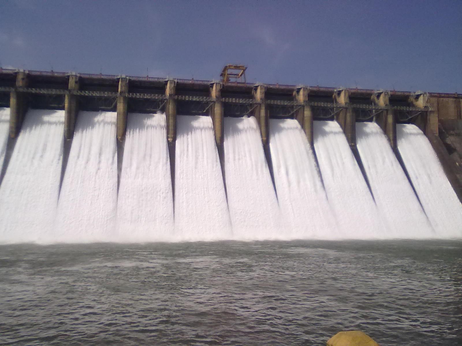 Hidkal Dam in Belgaum