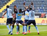 Le Borussia Mönchengladbach bat l'Union Berlin et prend place dans le top 3