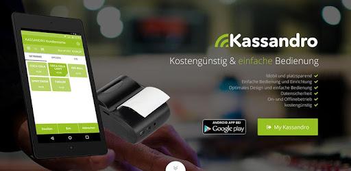 Kassandro the optimal cash register!
