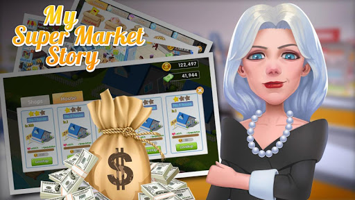 My Supermarket Story : Store tycoon Simulation apkdebit screenshots 9
