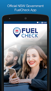 NSW FuelCheck Screenshot