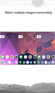Long Screenshot : Stitch Multiple Screenshots Screenshot