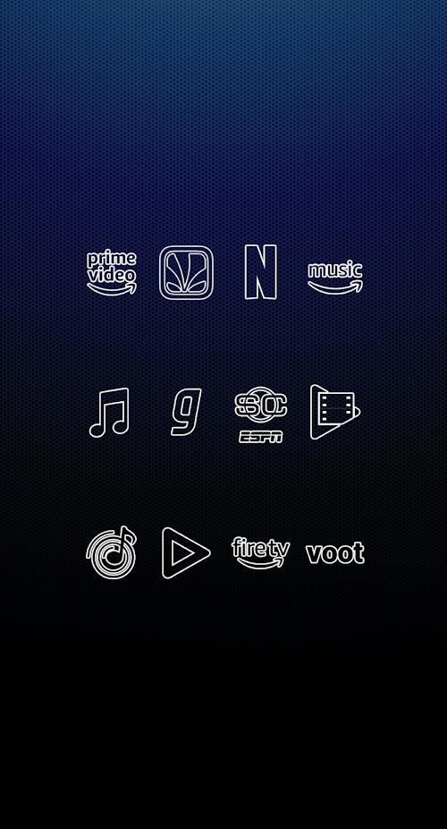 Screenshot 3 Fila - Icon Pack 5.0.2 APK PAID
