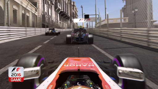 F1 2016 para Android
