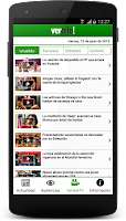 Screenshot of Vertele