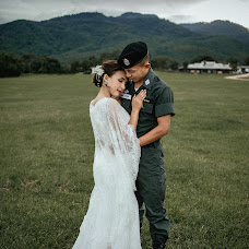 Wedding photographer Naruephat Marknakorn (NaruephatMarkna). Photo of 07.09.2018
