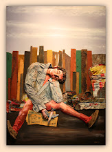 Photo: Antonio Berni Juanito dormido 1978. 156 x 111 cm. Colección MALBA, Fundación Costantini, Buenos Aires. Expo: Antonio Berni. Juanito y Ramona (MALBA 2014-2015)