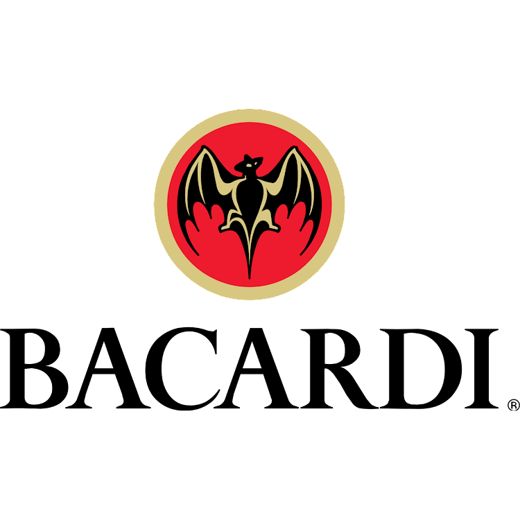 Logo for Bacardi Silver